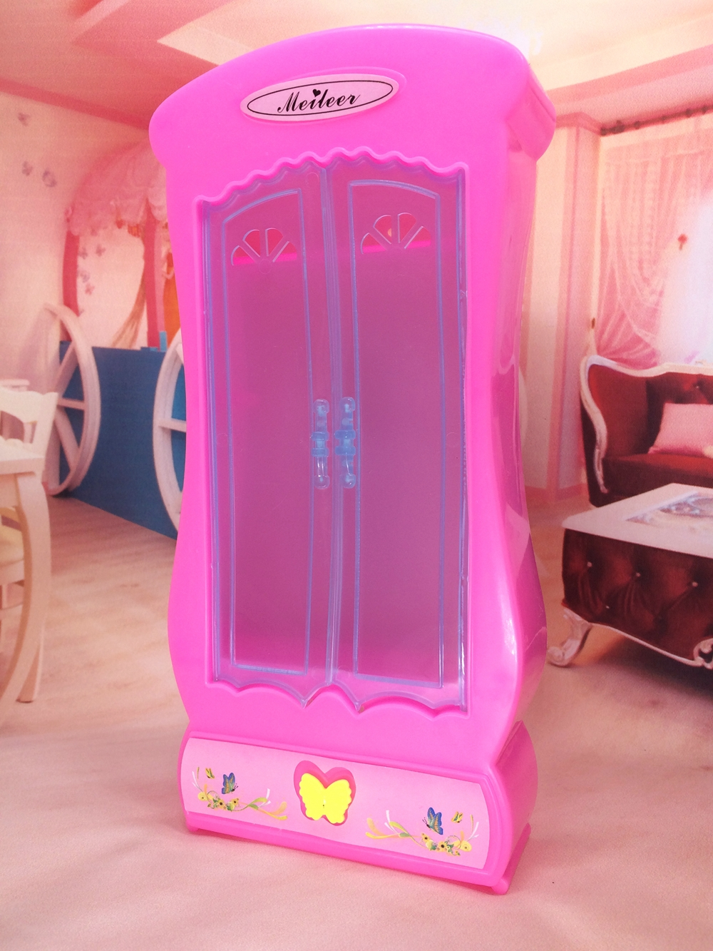 Online Get Cheap Children Wardrobe Closet Aliexpress For Childrens Pink Wardrobes (Image 18 of 25)