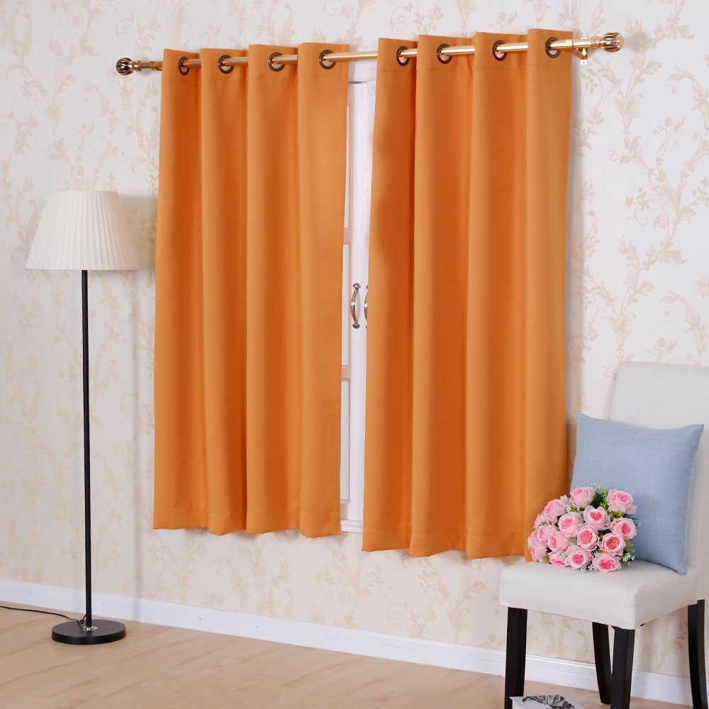Peach Colored Curtains Curtain Ideas