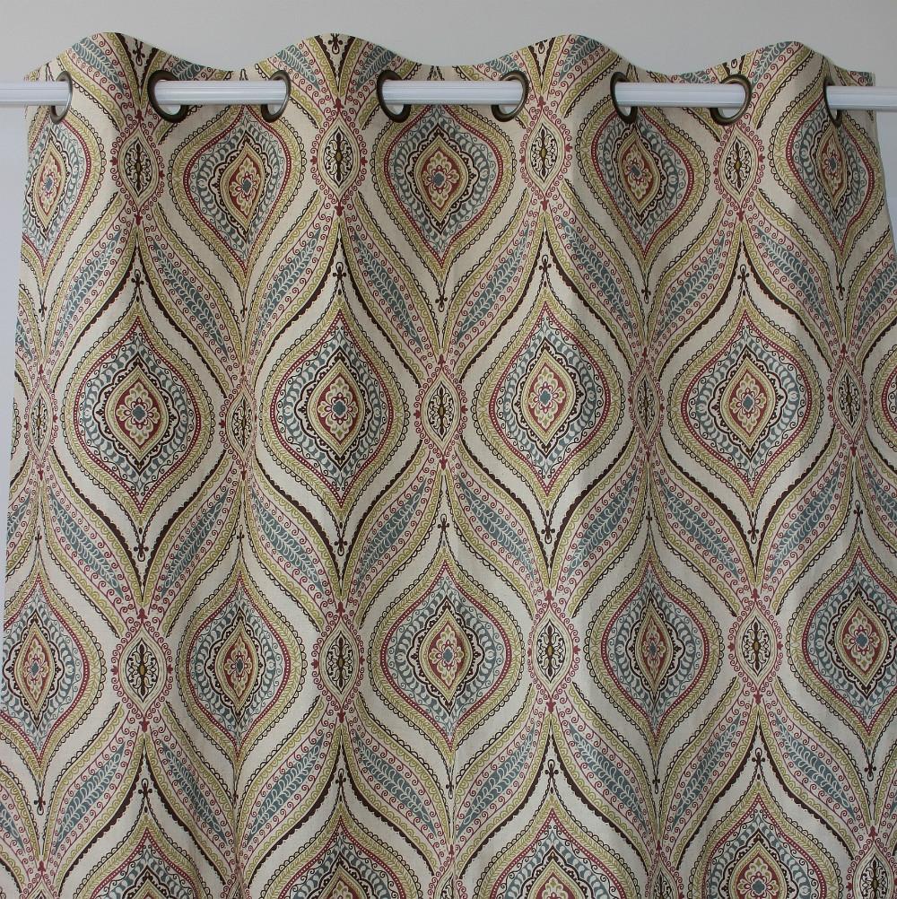 Online Get Cheap Linen Grommet Panels Aliexpress Alibaba Group Regarding Linen Grommet Curtains (Image 17 of 25)