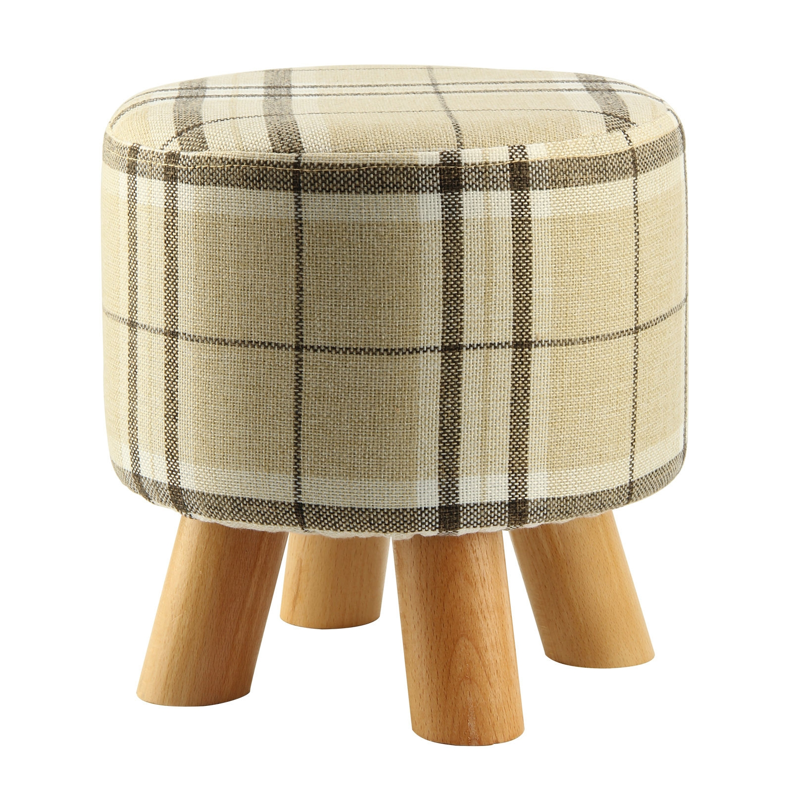 Online Get Cheap Round Footstool Aliexpress Alibaba Group Pertaining To Cheap Footstools And Pouffes (View 9 of 15)