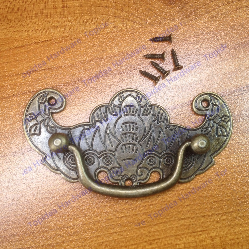 Online Get Cheap Vintage Cupboard Handles Aliexpress Regarding Vintage Cupboard Handles (View 13 of 25)