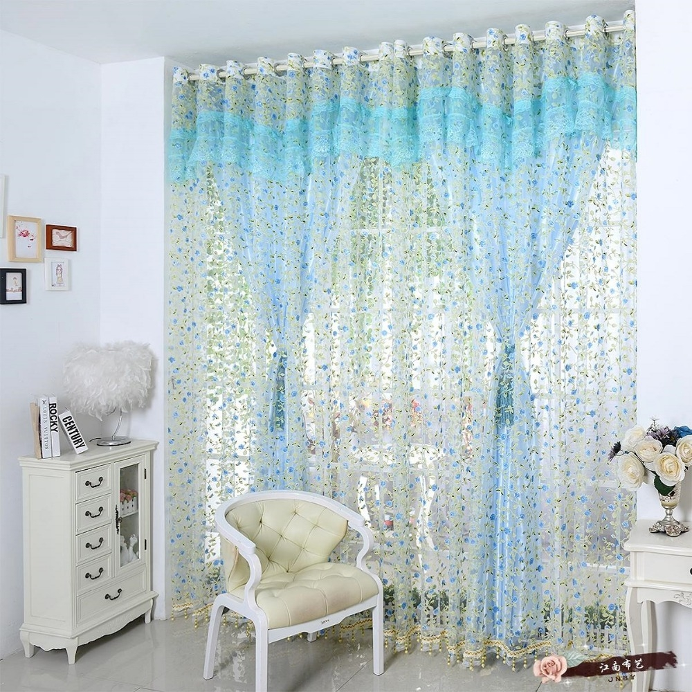 Online Get Cheap Window Curtain Set Aliexpress Alibaba Group With Regard To Lace Curtain Sets (View 8 of 25)