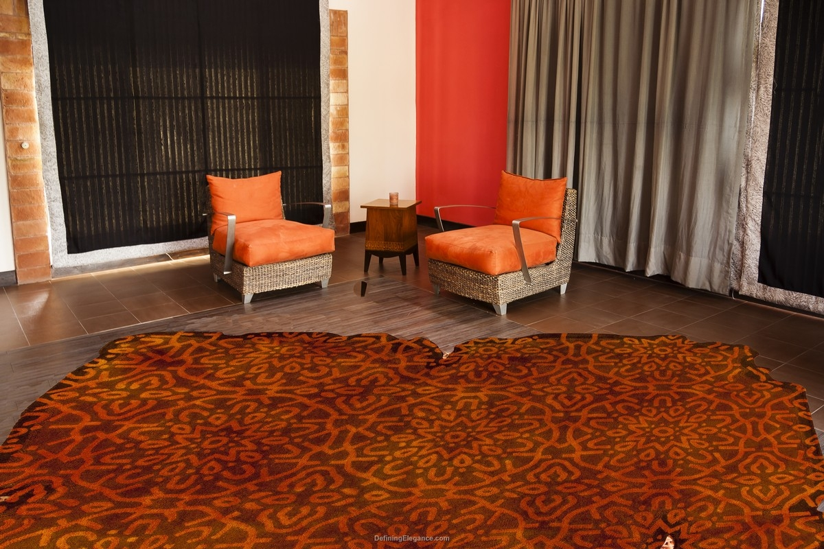Orange Area Rugs Shining Design Orange And Gray Area Rug Intended For Brown Orange Rugs (Image 14 of 15)