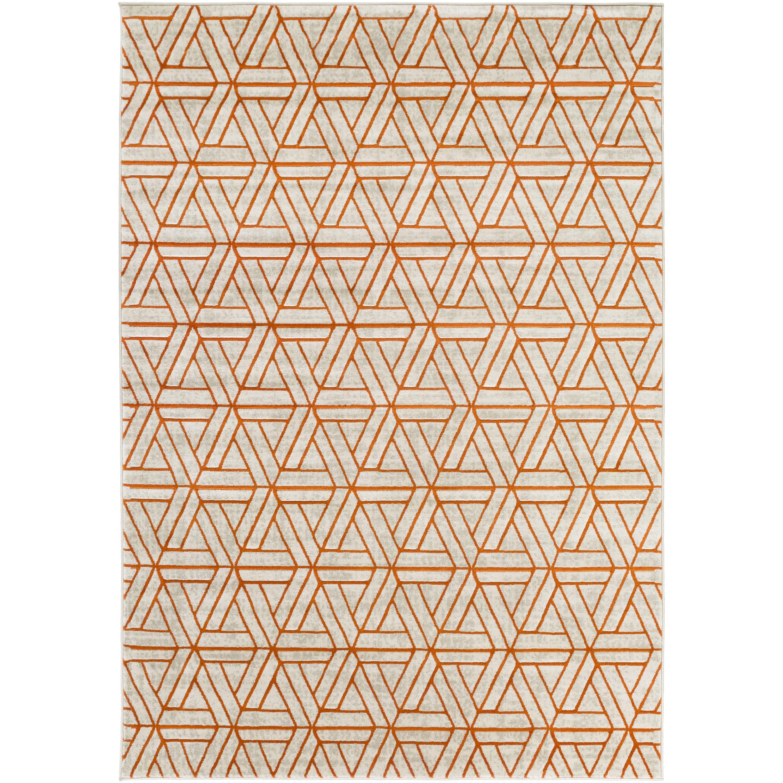 Orange Rugs Rugs Oriental Pattern Red And Orange Wool Tufted With Orange Floor Rugs (View 12 of 15)