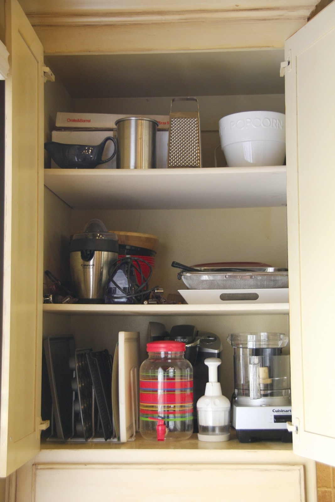 Featured Image of Large Cupboard With Shelves