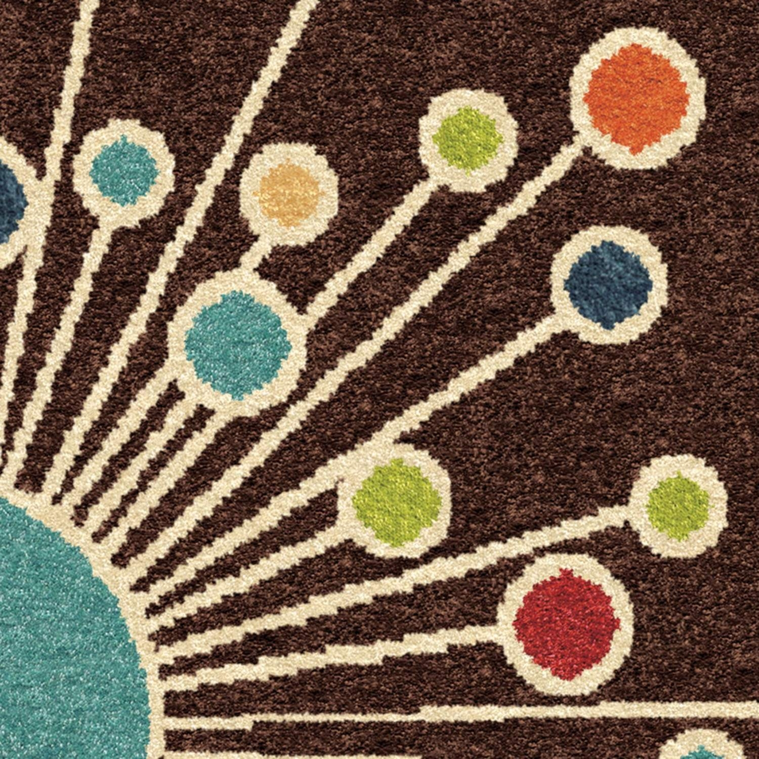 Orian Rugs Outlet Home Decors Collection Intended For Retro Rugs (Image 7 of 15)