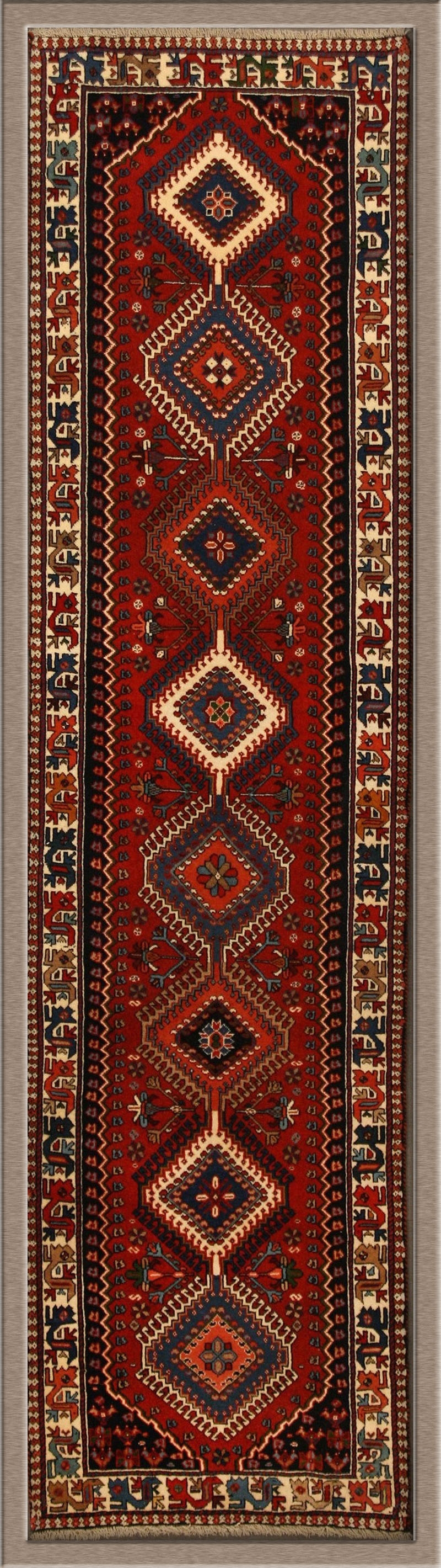 Oriental Rug Runner Roselawnlutheran Regarding Persian Carpet Runners (View 3 of 15)