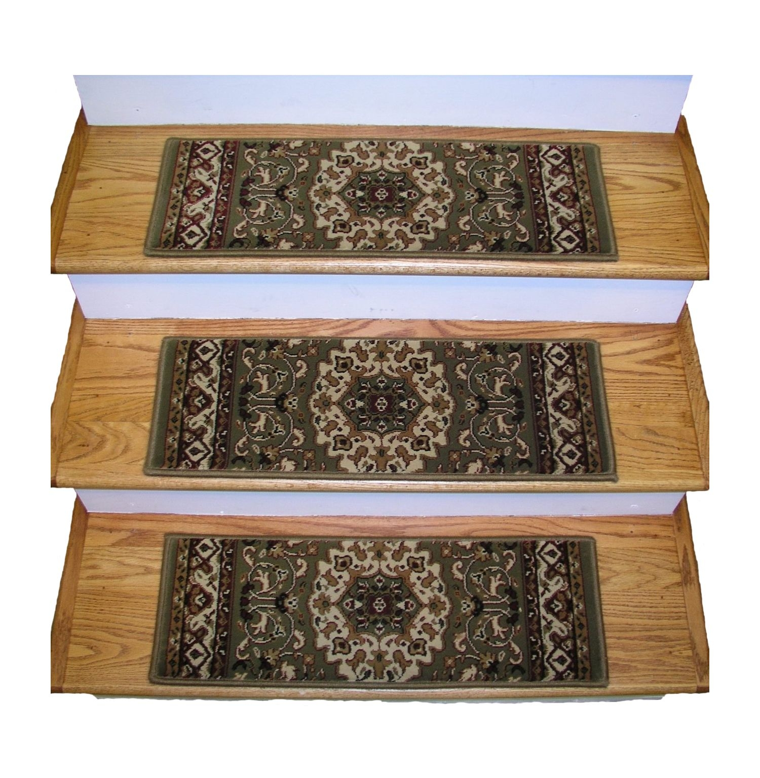 Featured Image of Oriental Rug Stair Treads