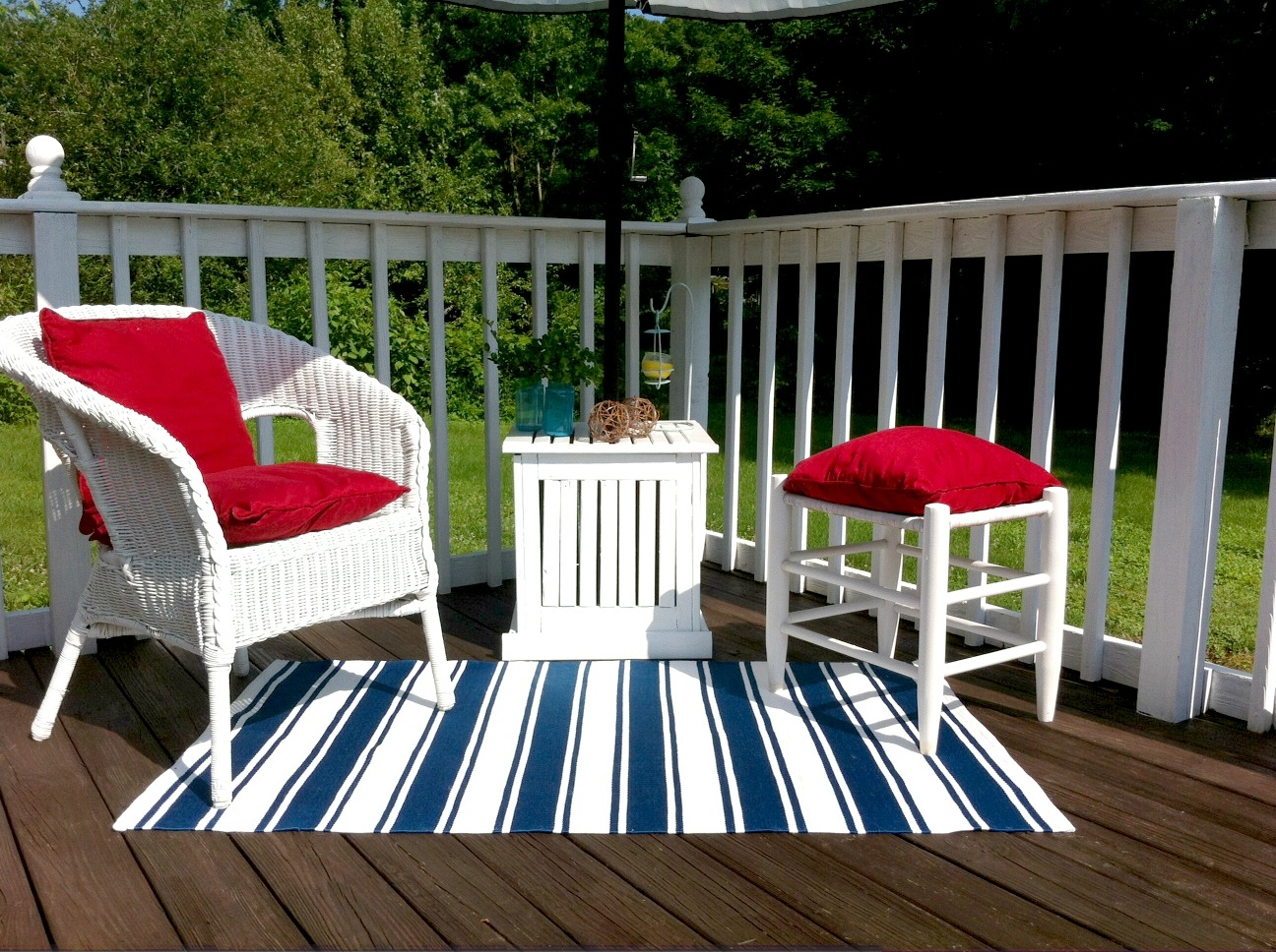 Outdoor Deck Rugs Show Home Design Inside Outdoor Rugs For Deck (View 5 of 15)