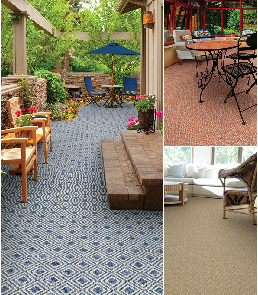 Outdoor Living Couristan In Outdoor Rugs For Deck (View 15 of 15)
