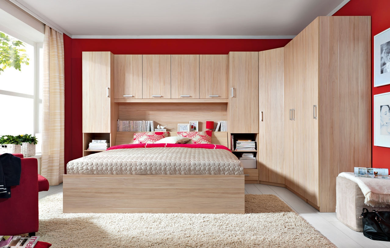 Overbed Fitted Wardrobes Bedroom Furniture Within Overbed Wardrobes (Image 19 of 25)