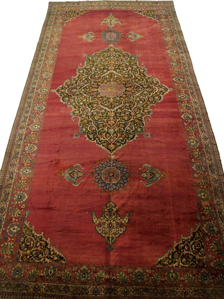 Oversized Rugs Large Palace Carpets Dilmaghani Intended For Large Red Rugs (View 6 of 15)