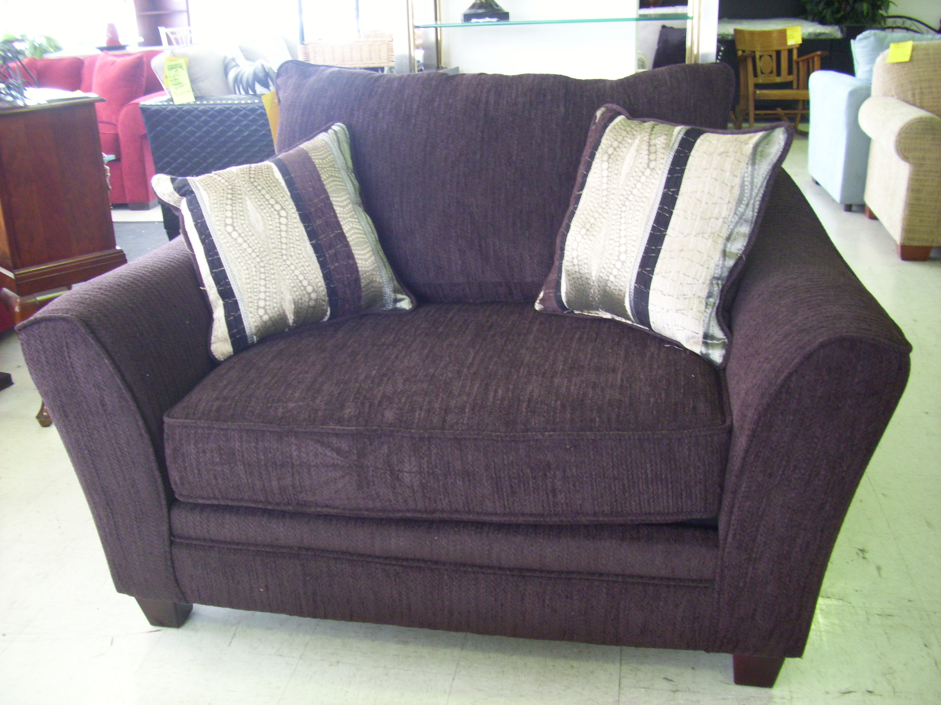 Oversized Sofa Chair With Large Sofa Chairs (Image 7 of 15)