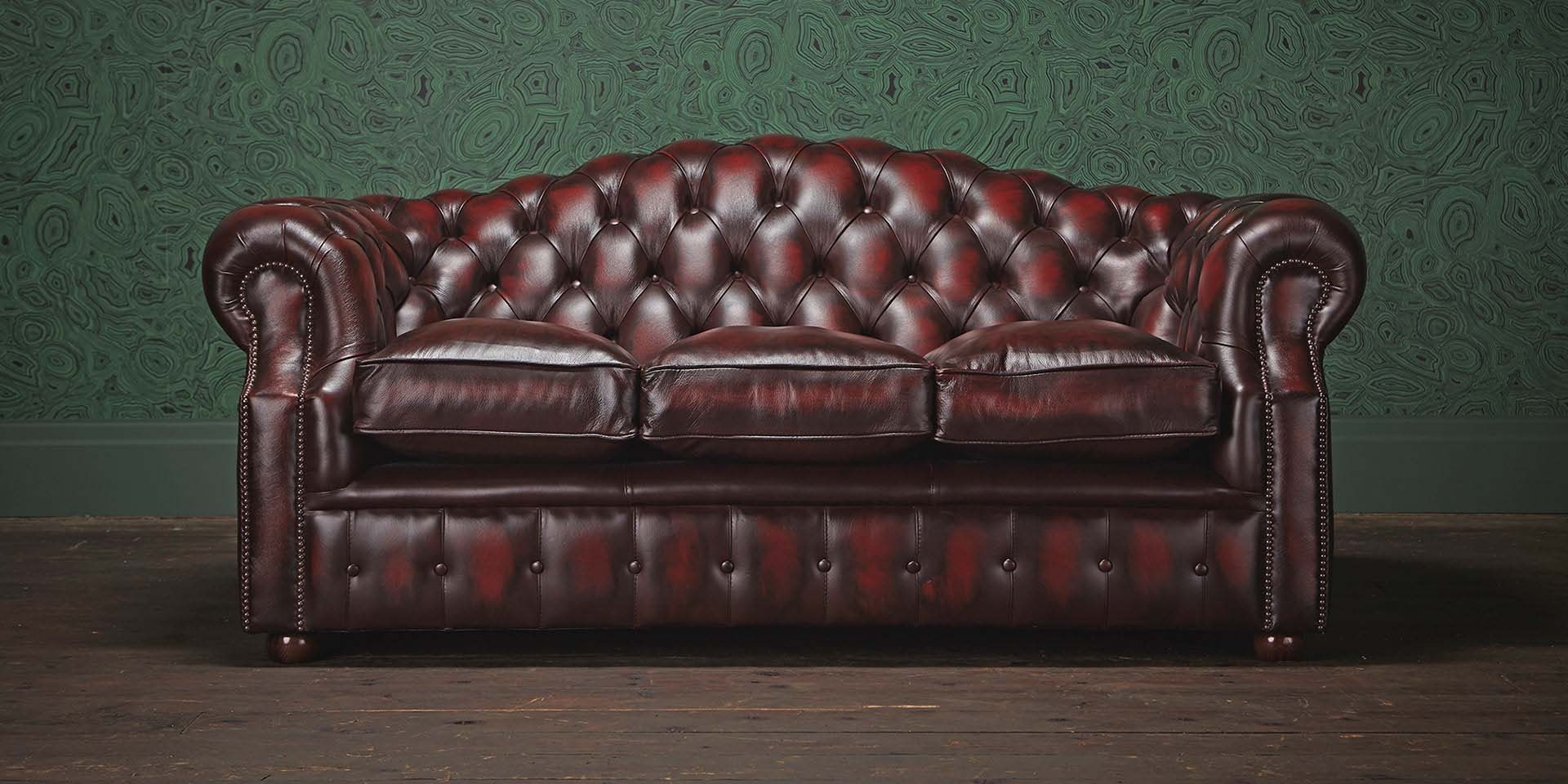 Oxford Chesterfield Sofa Chesterfields Of England In Oxford Sofas (Image 5 of 15)