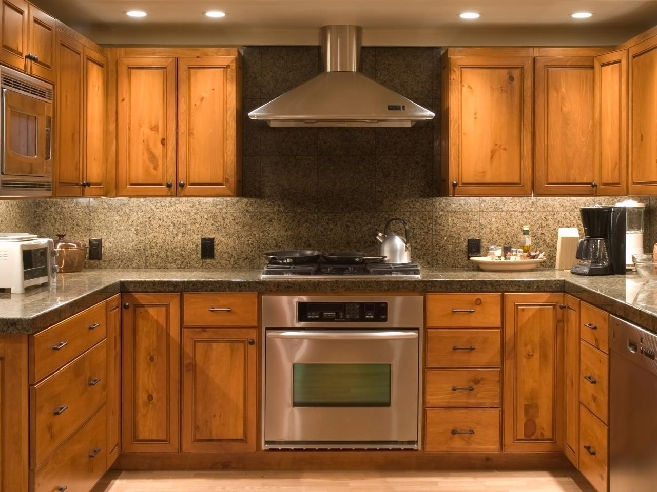 Painting Painting Oak Cabinets White How To Paint Oak Kitchen In Oak Cupboards (View 7 of 15)