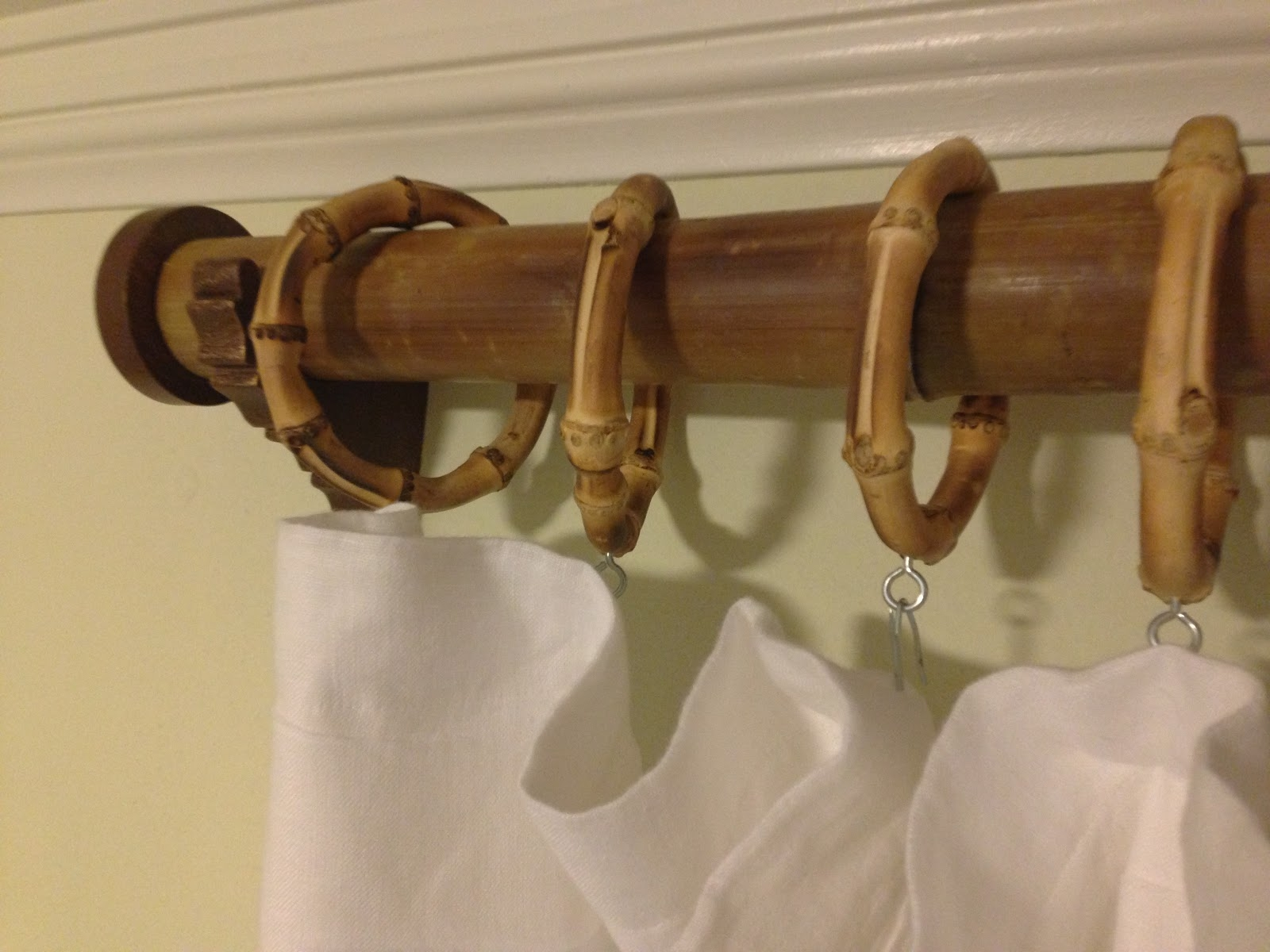 Featured Image of Bamboo Curtain Rods