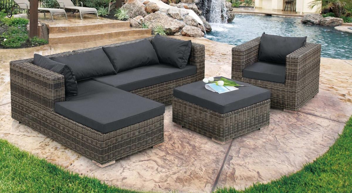 Patio Fire Pit As Patio Chairs And Great Patio Sofa Set Home Regarding Outdoor Sofa Chairs (Image 11 of 15)
