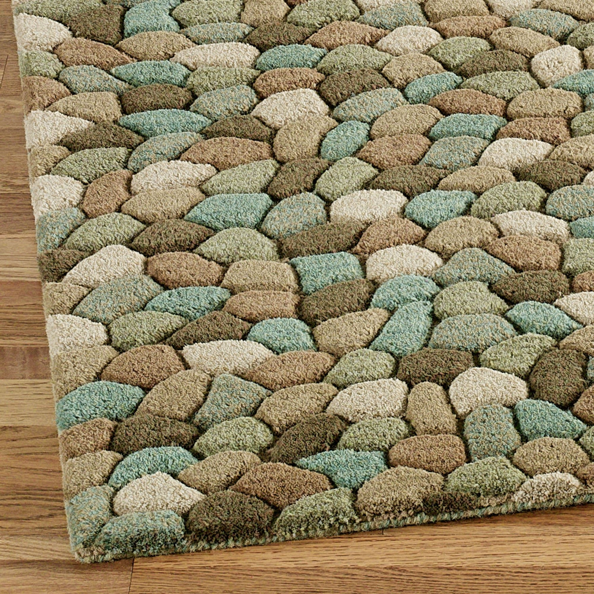 Pebble Area Rugs Regarding Pebble Rugs (Image 5 of 15)