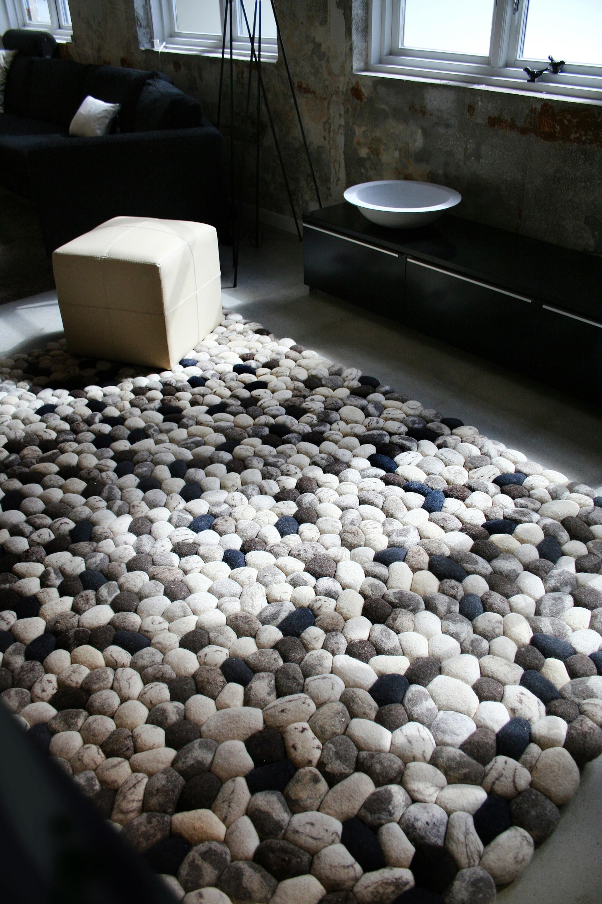 Pebble Rugs Designer Rugs From 2form Design Architonic With Regard To Pebble Rugs (Image 9 of 15)