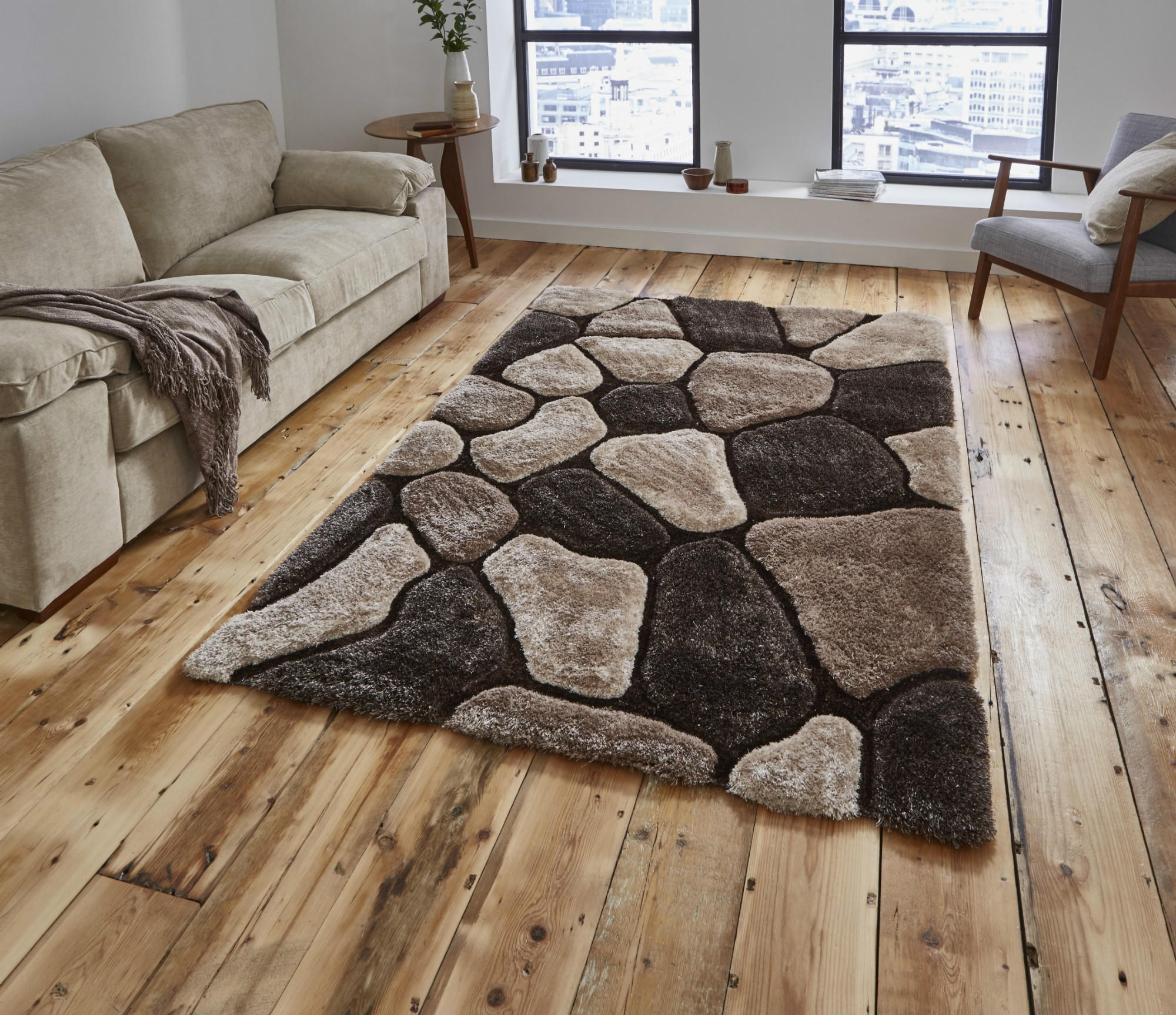 Pebble Rugs Uk Home Decors Collection Regarding Pebble Rugs (Image 14 of 15)