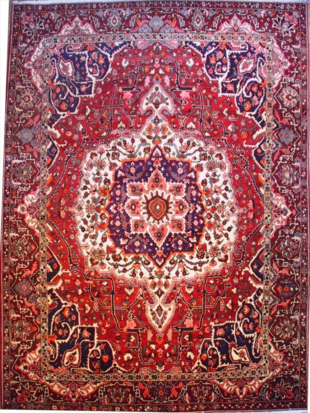 Persian Rugs Oriental Rugs Oriental Persian Rug For Oriental Rugs (View 8 of 15)