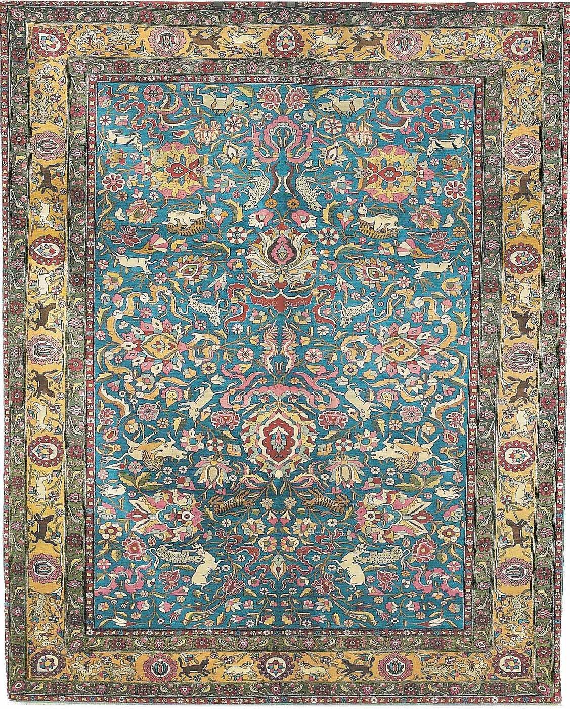 Persian Rugs Price Guide With Oriental Rugs (View 7 of 15)