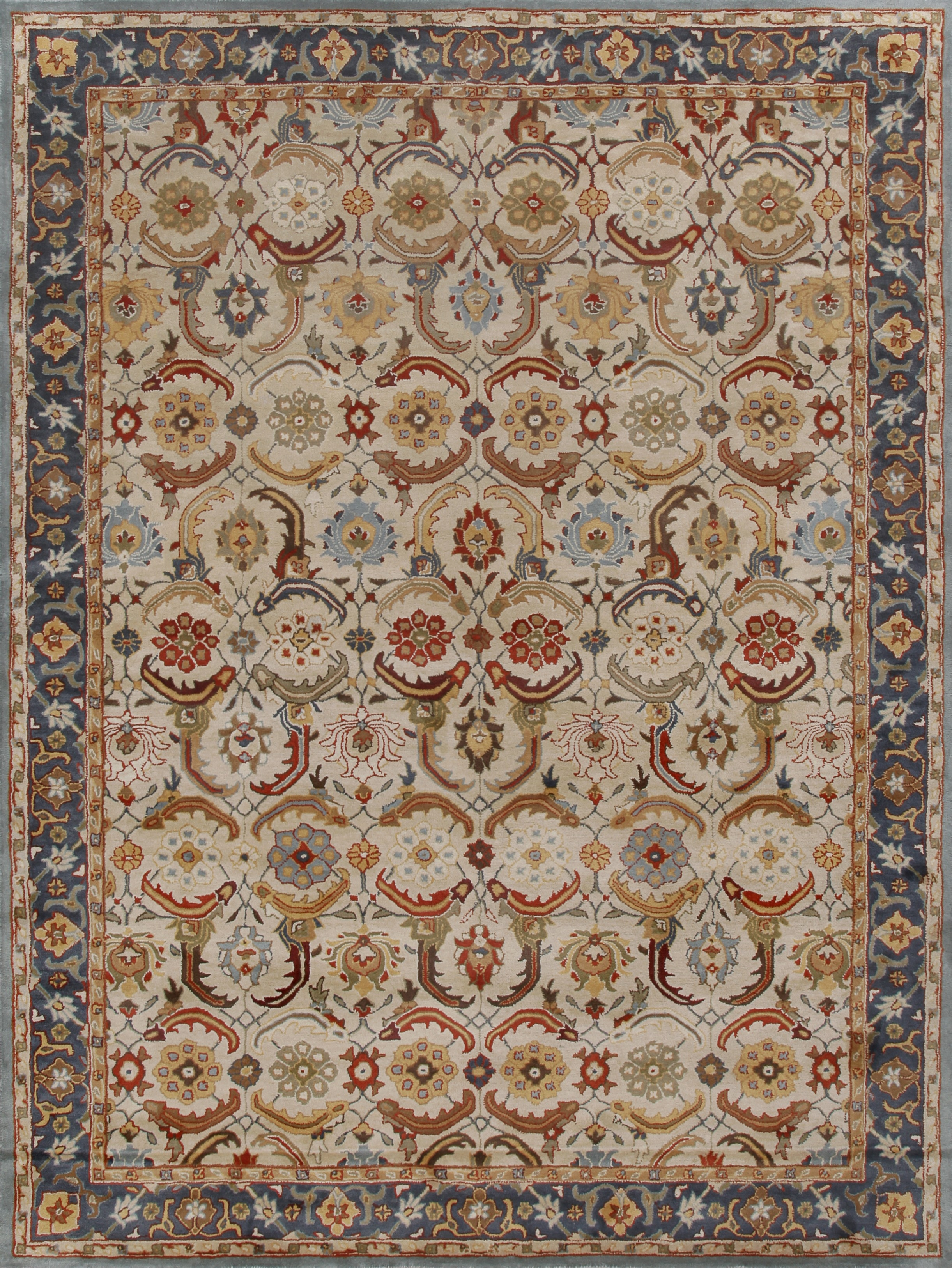 Persian Style Rugs Uk Roselawnlutheran With Regard To Persian Style Wool Rugs (View 10 of 15)