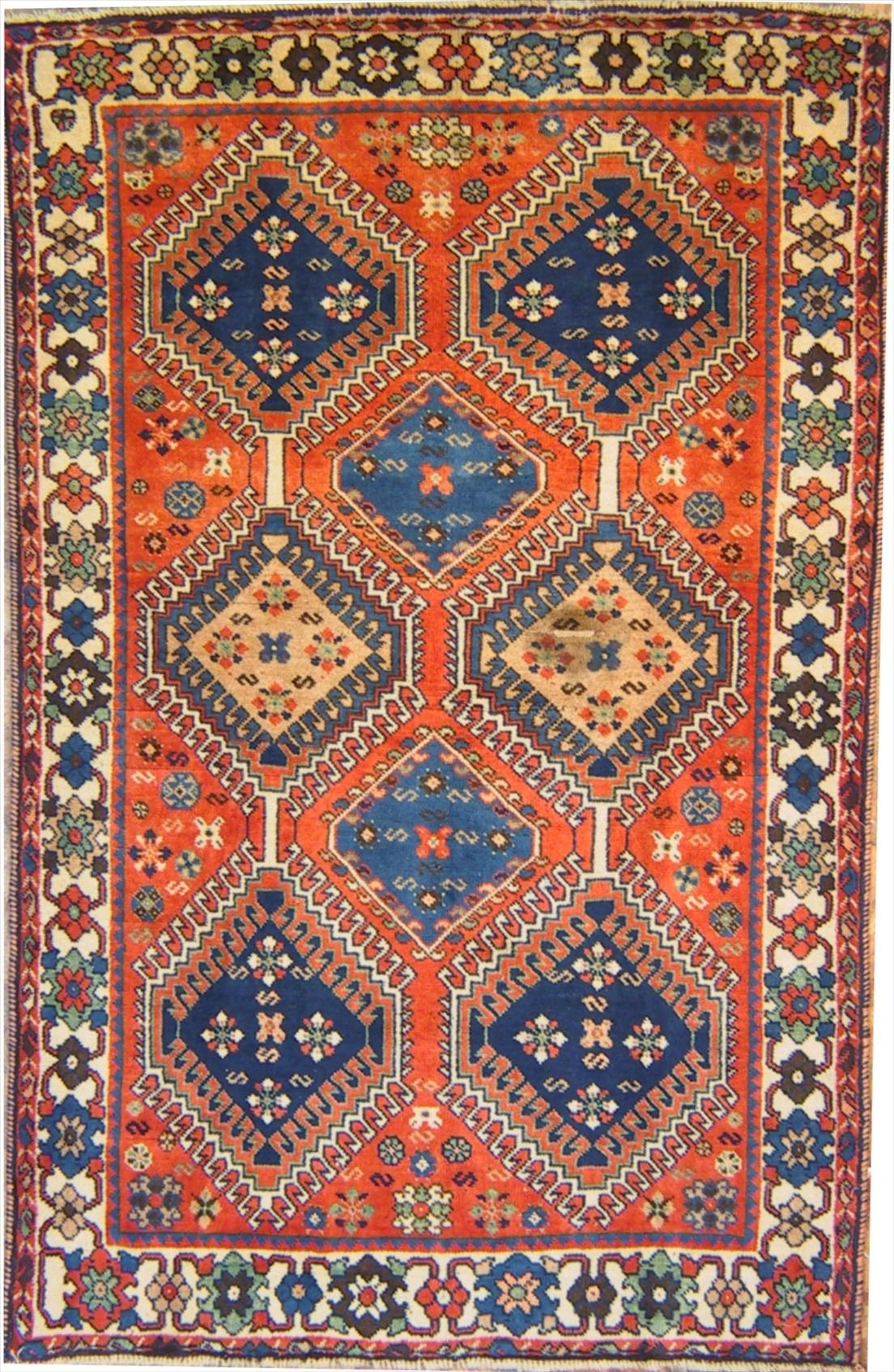 Persianrug Persiancarpet Persianrugsinfo Ruglovers Persian With Blue Persian Rugs (Image 12 of 15)