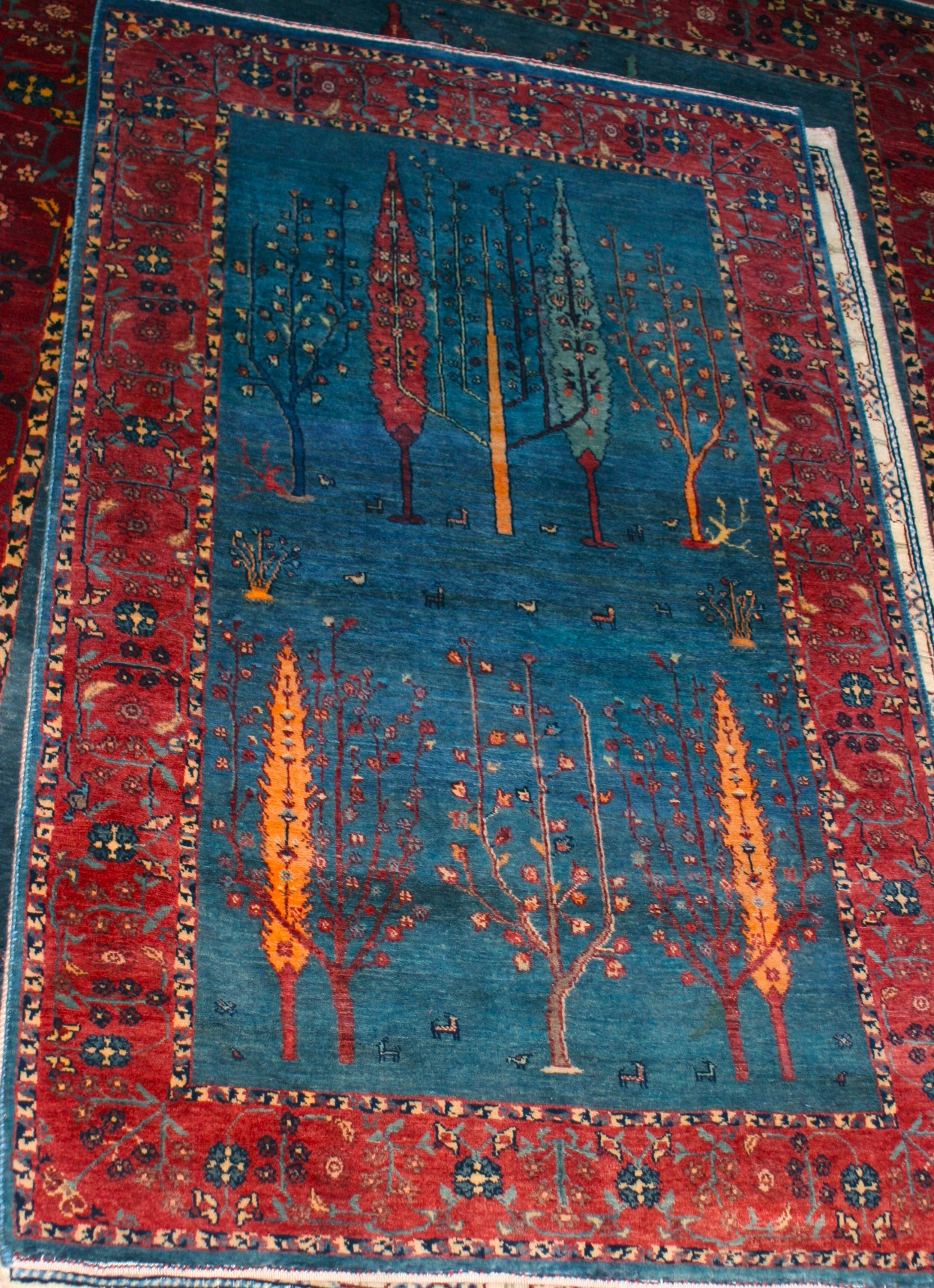 Photos Of Persian Gabbeh Rugs Gabbeh Rug From Iran Oriental Within Gabbeh Rugs (Image 8 of 15)
