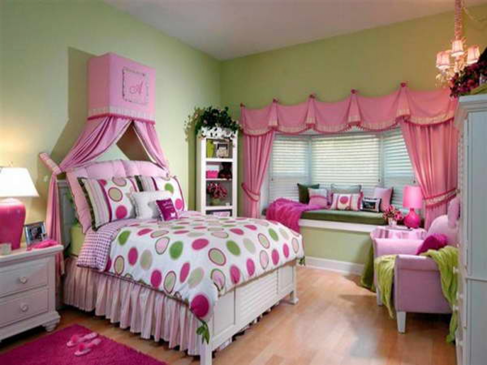 Pink Girl Curtains Bedroom Pierpointsprings With Bedroom Curtains For Girls (View 10 of 25)