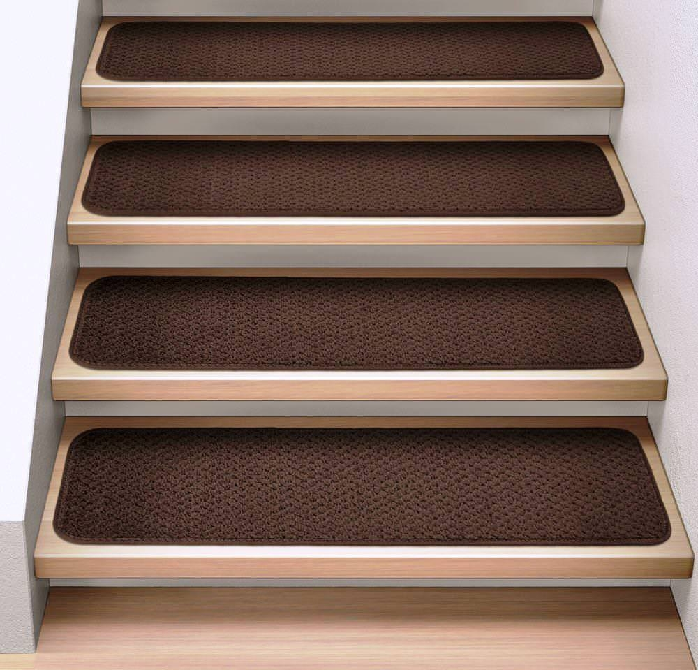 Plush Carpet Tiles Stair Southbaynorton Interior Home In Stair Tread Carpet Tiles (Image 8 of 15)