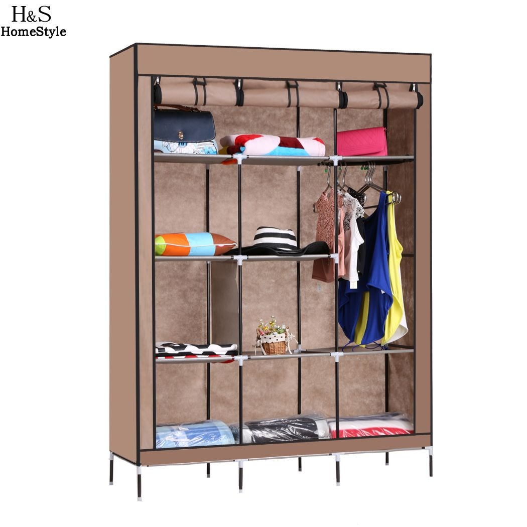 Popular Clothes Wardrobe Cabinet Buy Cheap Clothes Wardrobe Within Mobile Wardrobe Cabinets (Image 16 of 25)