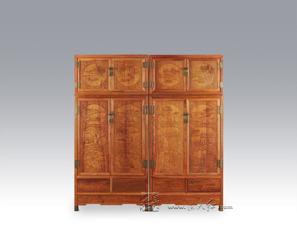 Popular Solid Wood Wardrobe Closet Buy Cheap Solid Wood Wardrobe Regarding Solid Wood Wardrobe Closets (Image 21 of 25)