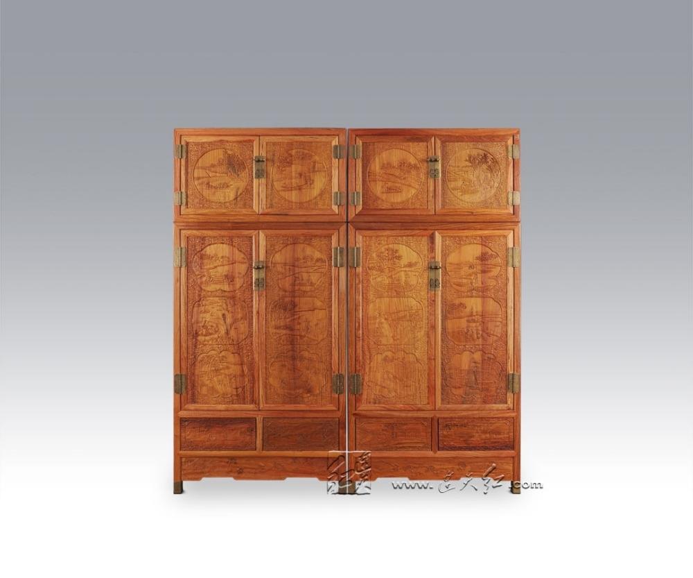 Popular Solid Wood Wardrobe Closet Buy Cheap Solid Wood Wardrobe Regarding Solid Wood Wardrobe Closets (View 12 of 25)