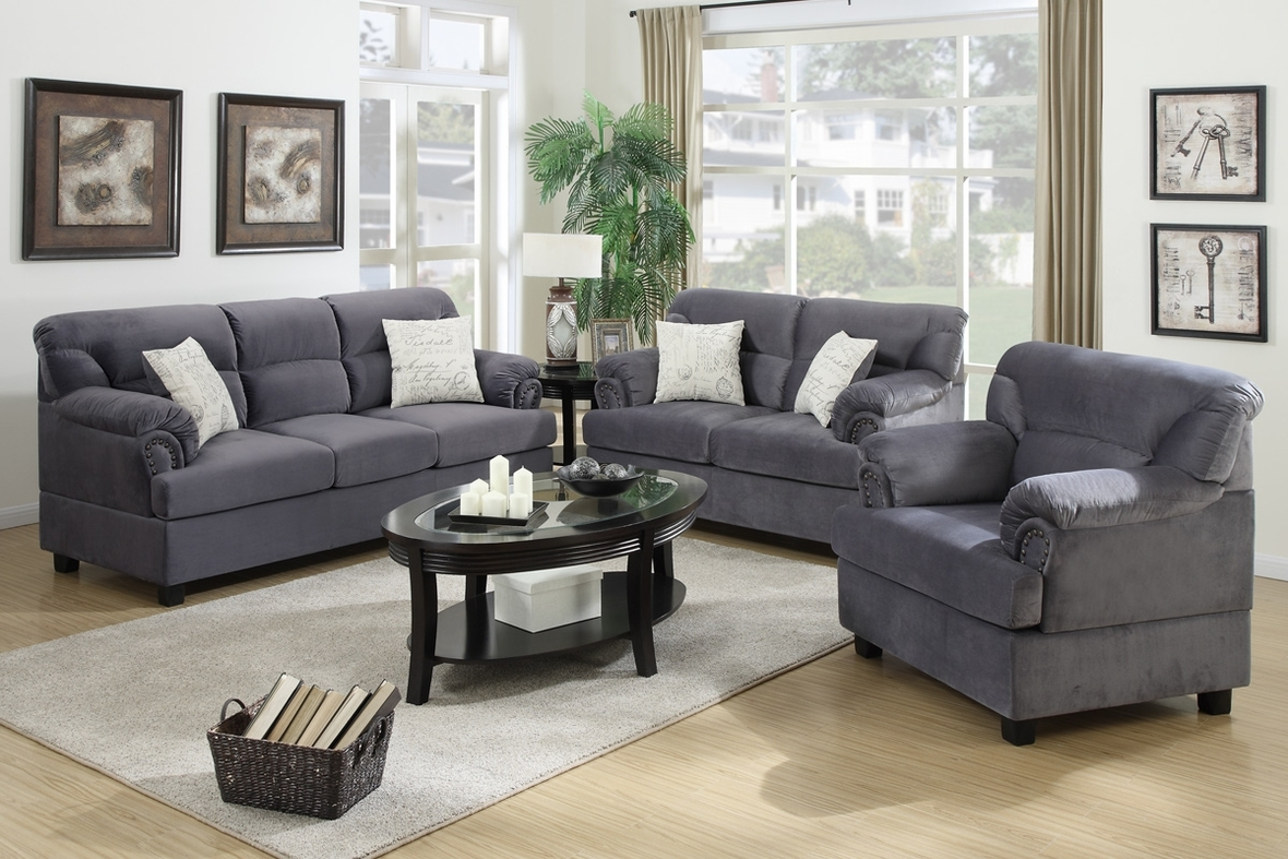 Featured Image of Sofa Loveseat And Chair Set