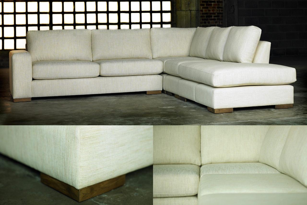 Prezzo Corner Sofa Delcor Bespoke Furniture Regarding Bespoke Corner Sofas (Image 15 of 15)