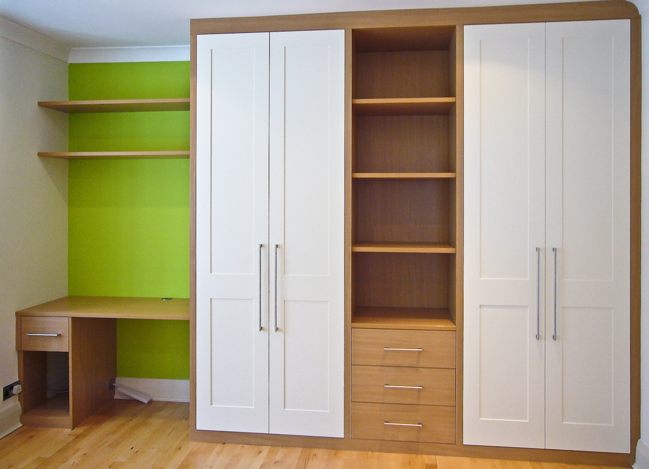 Proline With Wardrobes With Shelves (Image 9 of 15)
