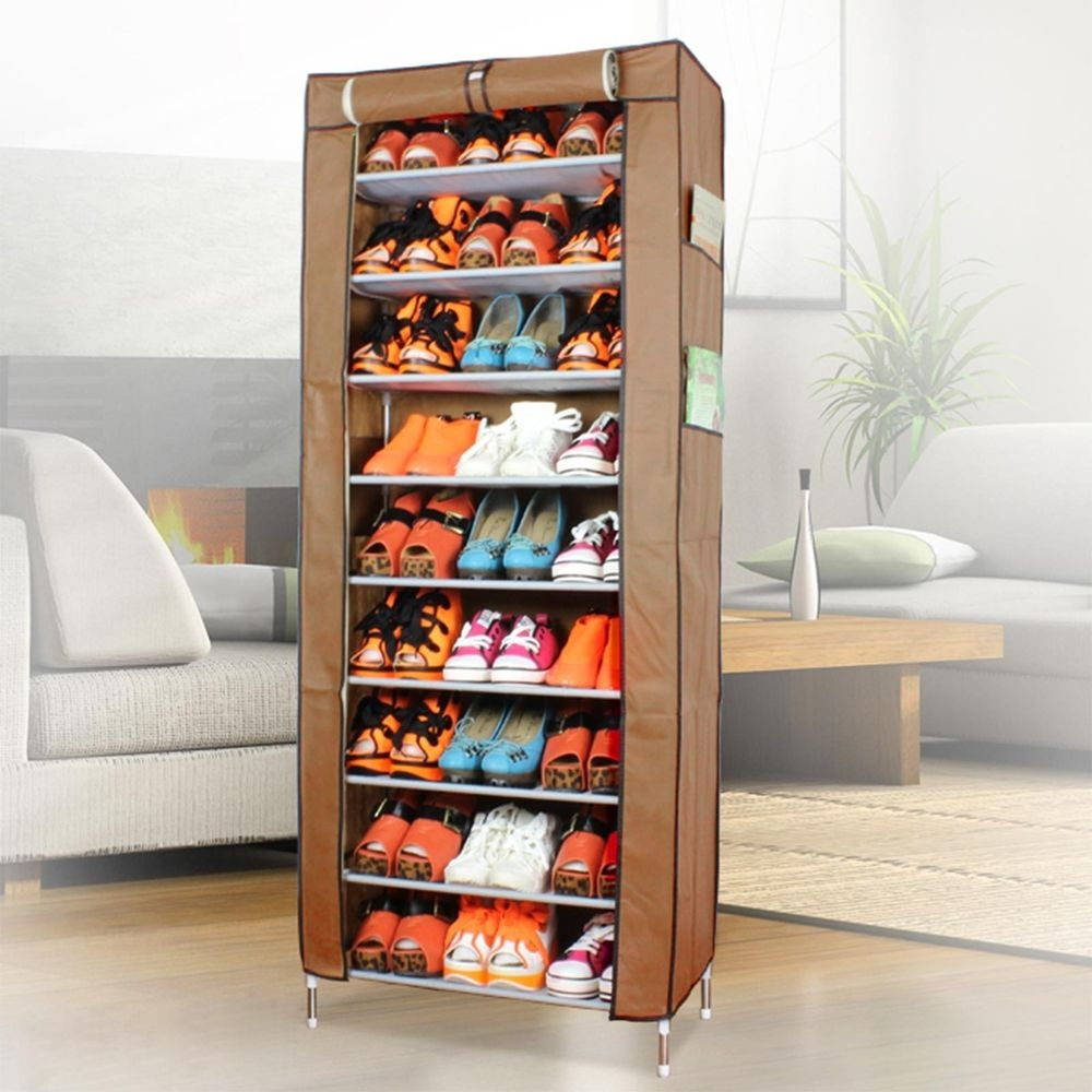 Pros Of A Shoe Storage Compartment Internationalinteriordesigns Within Wardrobe Shoe Storages (Image 15 of 25)