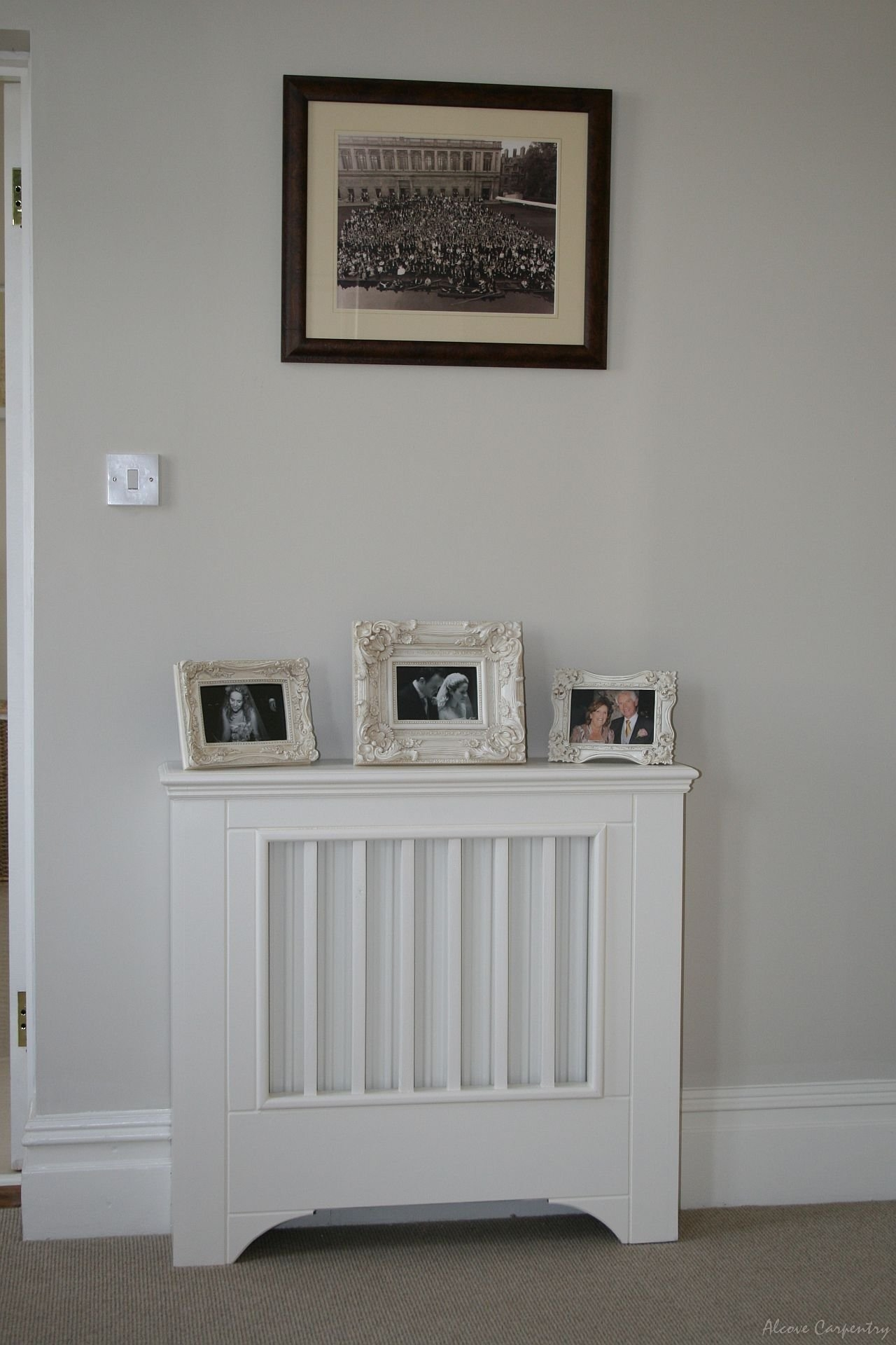 Radiator Covers Alcove Carpentry Intended For Radiator Cupboards (View 9 of 15)