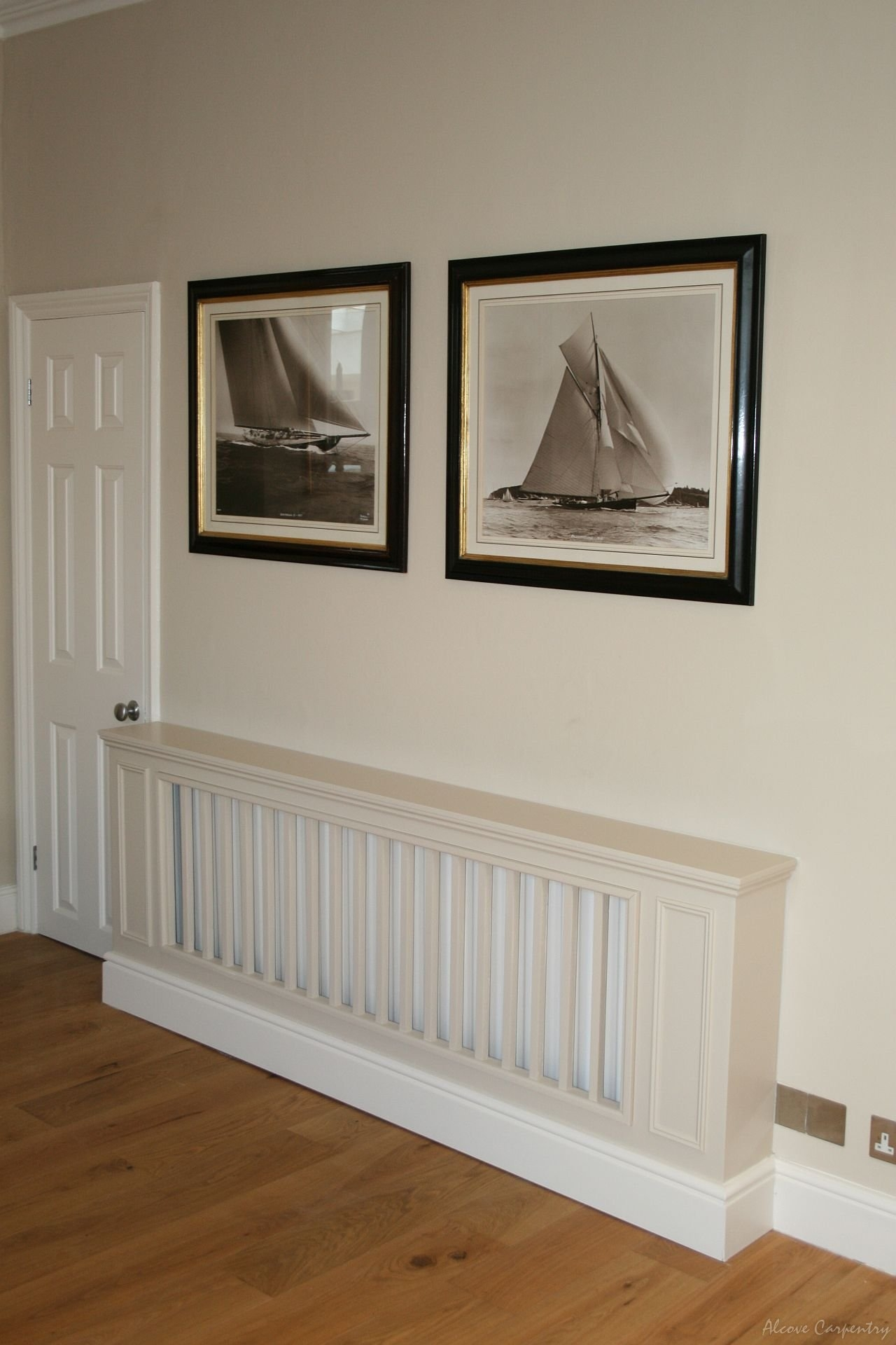 Radiator Covers Alcove Carpentry With Radiator Cupboards (View 3 of 15)