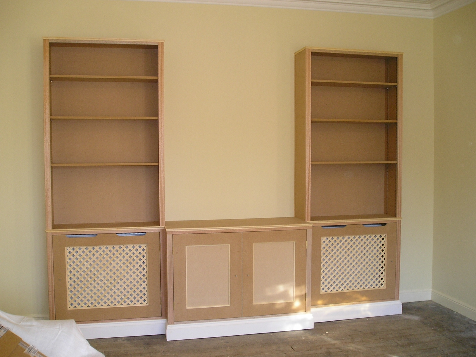Radiator Covers Holloway Joinery Inside Cabinet Bookcase Image 15 Of
