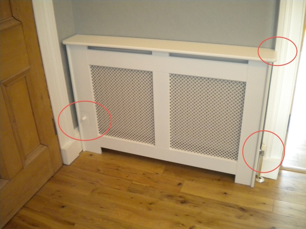 Radiator Covers Made To Measure Intended For Radiator Cupboards (View 8 of 15)
