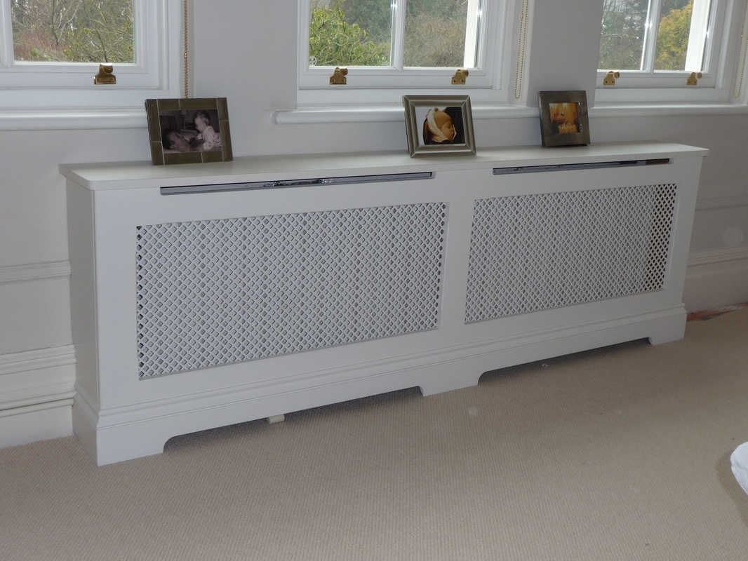 Radiator Covers Roy Turner Bespoke Carpentry Sw London And Surrey Intended For Radiator Cupboards (View 10 of 15)