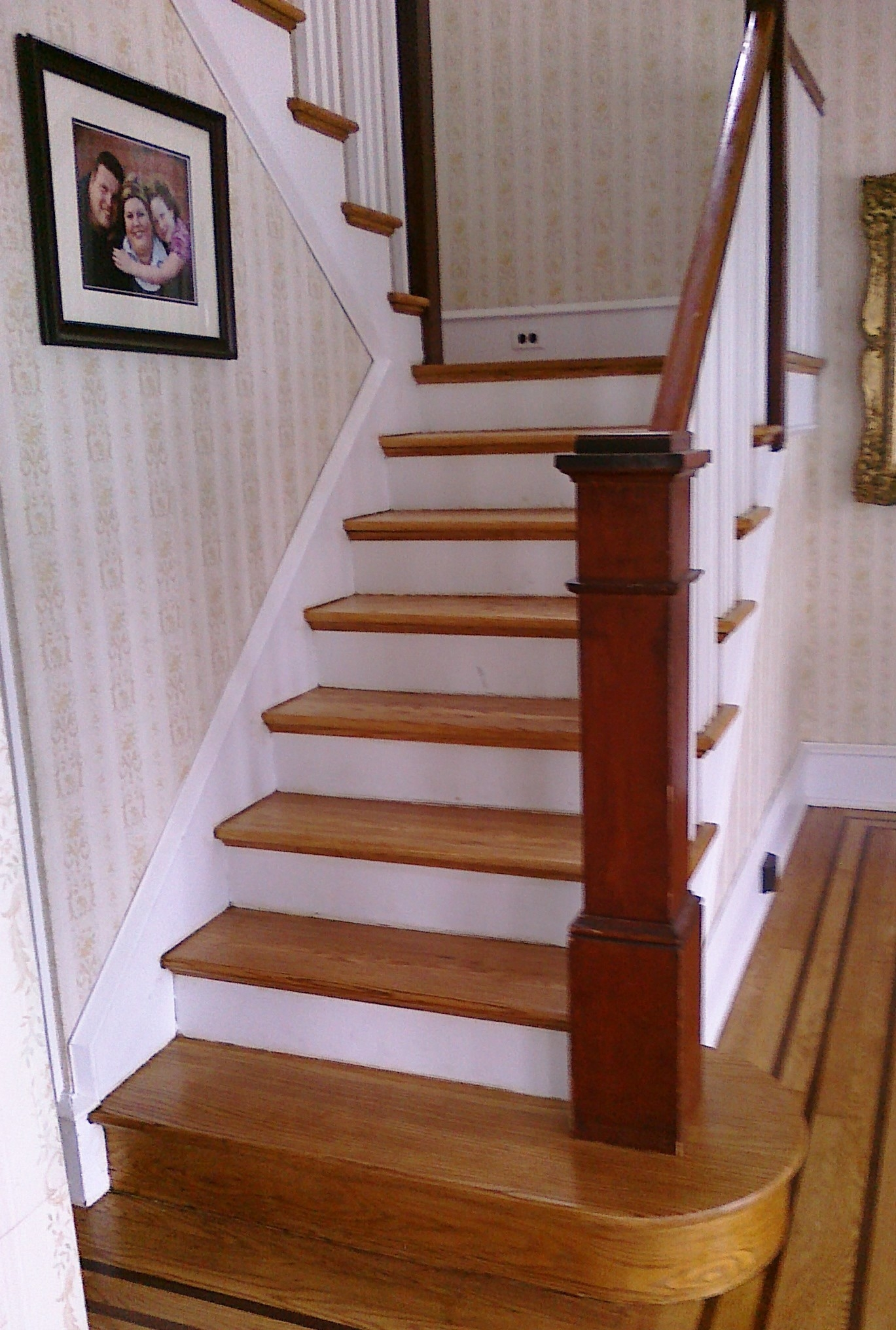 Featured Image of Stair Treads For Wooden Stairs