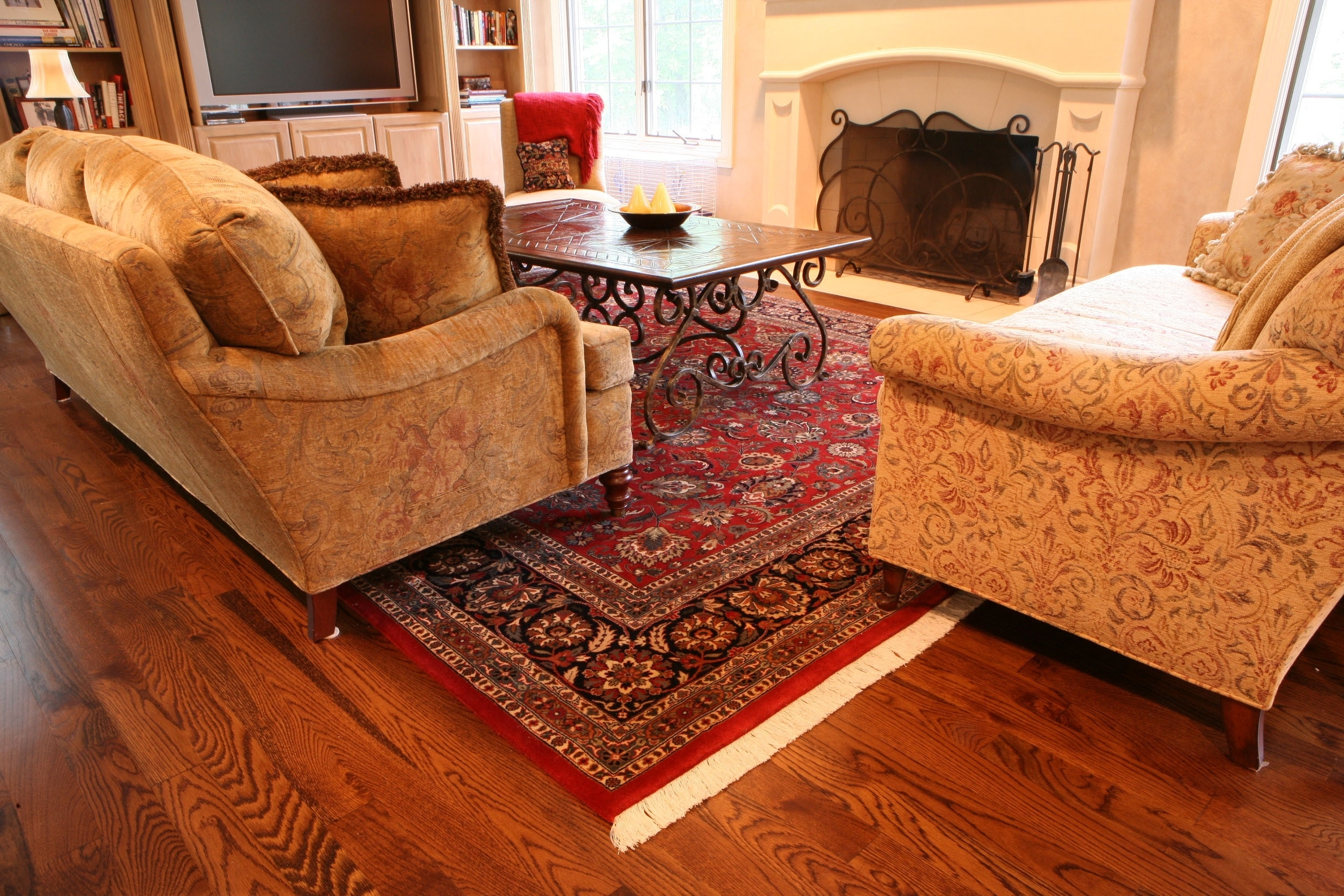 Red Oriental Rug Living Room Rugs Wool Small Throw Rugs Manual 09 Intended For Small Red Rugs (Image 6 of 15)