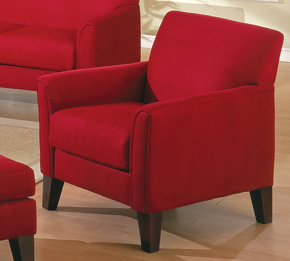 Red Sofas And Chairs Sofas Sectionals Leather Sofas Red Nicole Intended For Red Sofa Chairs (Image 13 of 15)