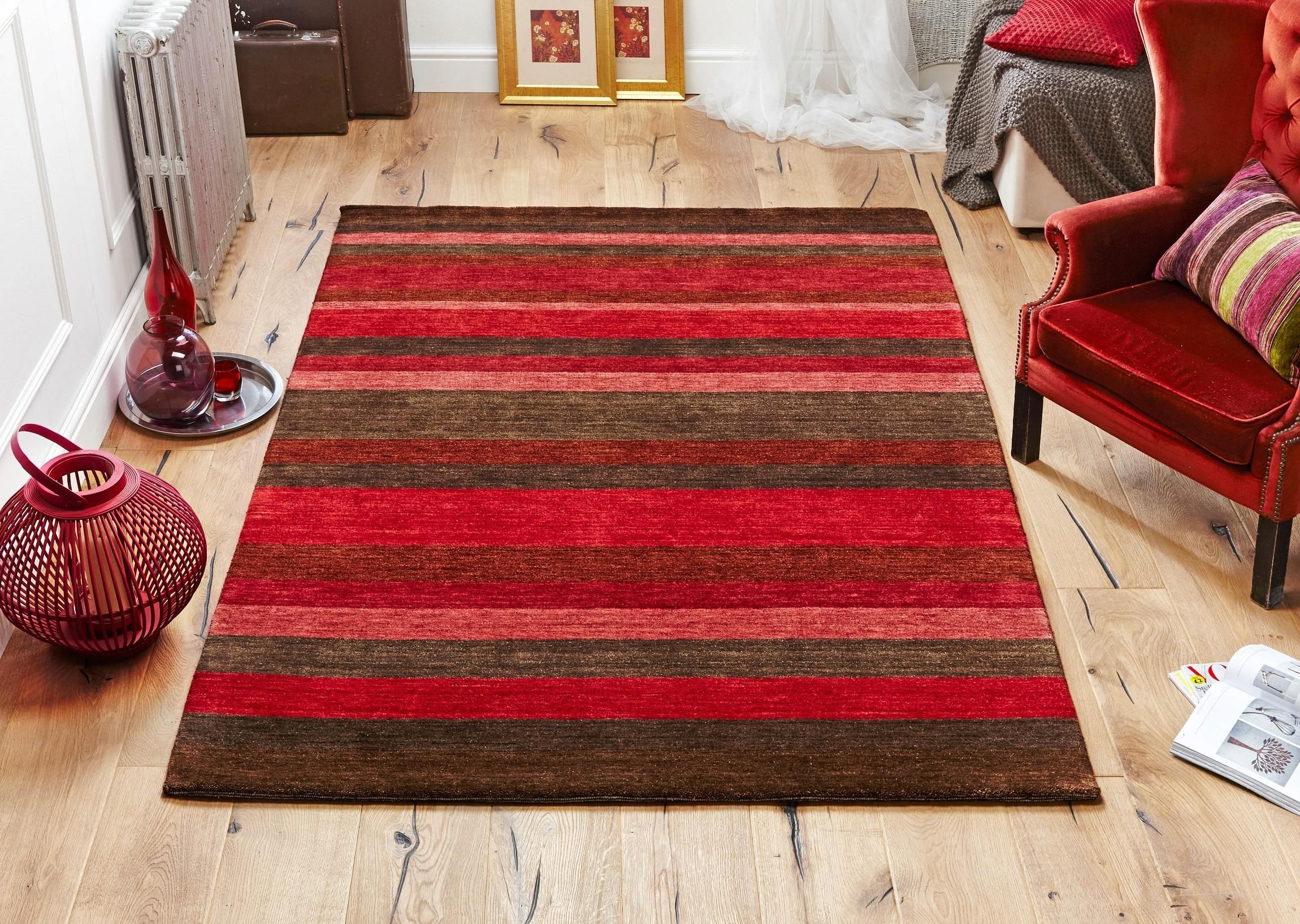 Red Wool Rugs Roselawnlutheran With Red Wool Rugs (View 4 of 15)