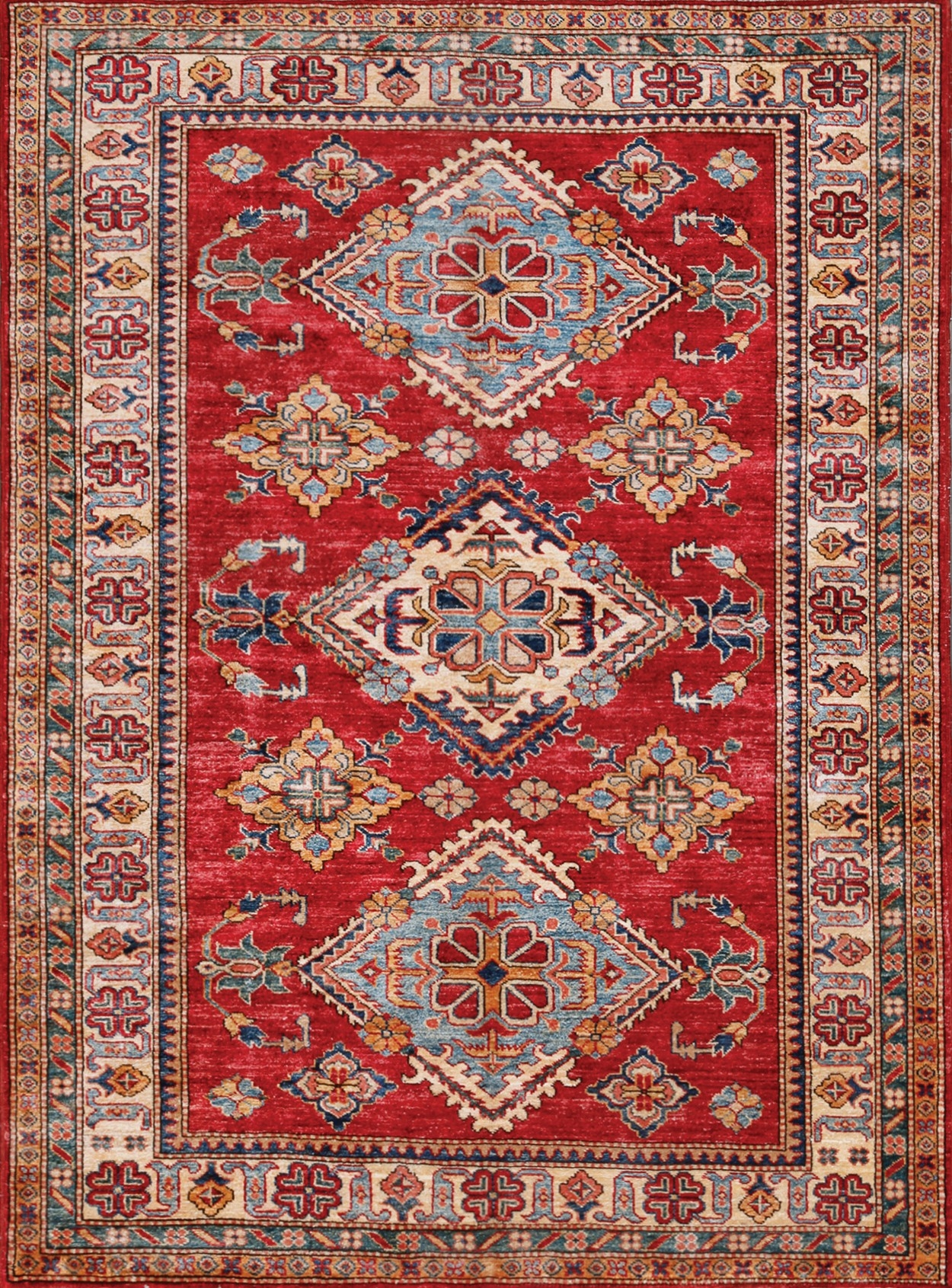 Featured Image of Red Wool Rugs