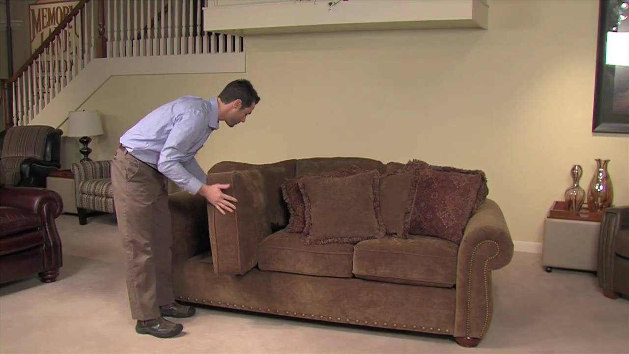 Regular Maintenance Of Your La Z Boy Recliner Or Sofa Youtube With Lazy Boy Sofas And Chairs (Image 10 of 15)