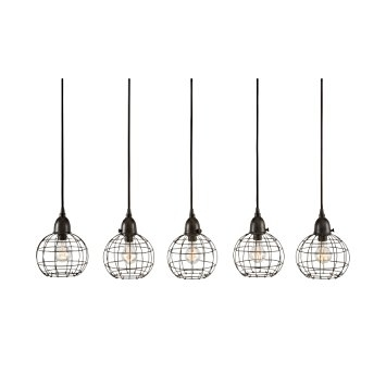 Remarkable Best Wire Ball Light Pendants Inside Amazon Lazy Susan 225064 5 Wire Ball Pendant Lamp Home Kitchen (Image 18 of 25)
